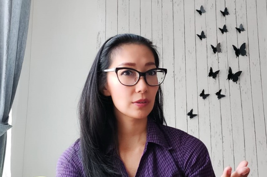 Angelique Dewi Permatasari Nutrifood
