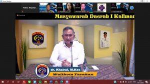 Walikota Tarakan Khairul